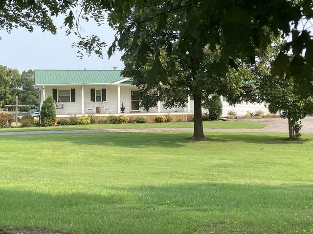 875 Jump Off Rd, Bon Aqua, TN 37025 (MLS #RTC2289336) :: John Jones Real Estate LLC