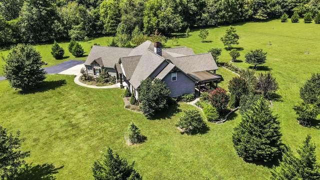 2140 Baptist Church Rd, Culleoka, TN 38451 (MLS #RTC2289980) :: Cory Real Estate Services