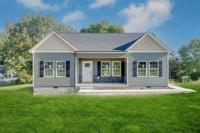501 Tidwell Road (Lot 1), Burns, TN 37029 (MLS #RTC2290069) :: John Jones Real Estate LLC