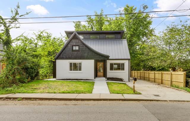 1417 21st Ave N, Nashville, TN 37208 (MLS #RTC2290083) :: John Jones Real Estate LLC