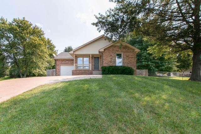 741 West Creek Dr, Clarksville, TN 37040 (MLS #RTC2290238) :: John Jones Real Estate LLC