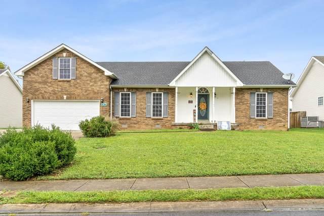 436 Piney Dr, Clarksville, TN 37042 (MLS #RTC2290366) :: Nashville on the Move