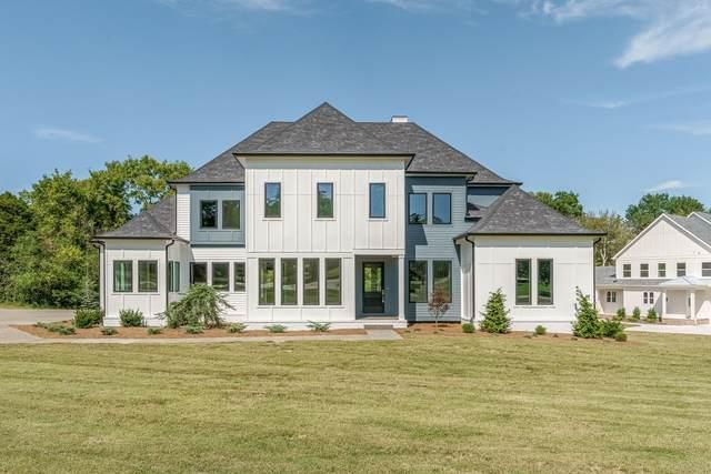 848 W Hillwood Dr, Nashville, TN 37205 (MLS #RTC2290368) :: RE/MAX Fine Homes