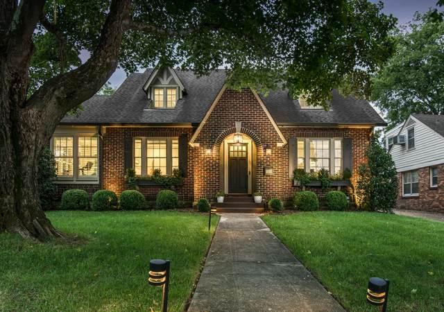 2813 Acklen Ave, Nashville, TN 37212 (MLS #RTC2290460) :: Armstrong Real Estate