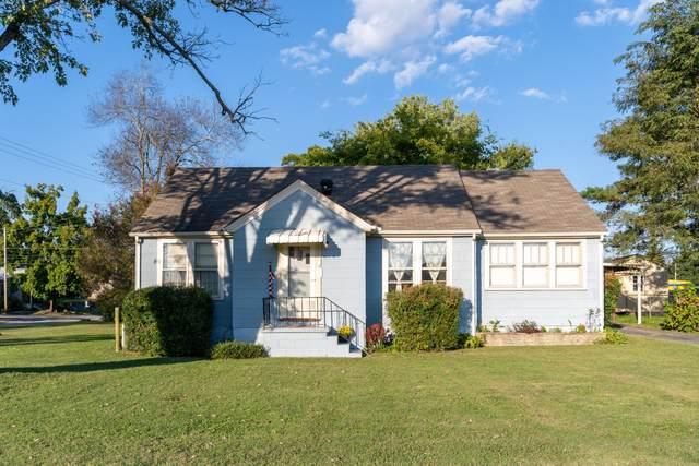 414 Campbell Avenue, Tullahoma, TN 37388 (MLS #RTC2290463) :: John Jones Real Estate LLC