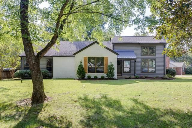 5880 S New Hope Rd, Hermitage, TN 37076 (MLS #RTC2290571) :: John Jones Real Estate LLC