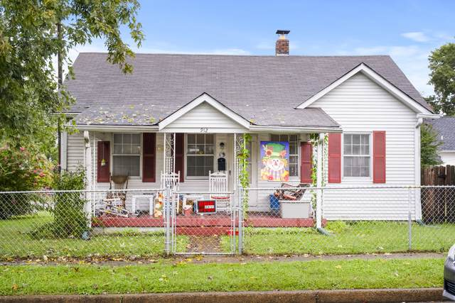912 Berry St, Old Hickory, TN 37138 (MLS #RTC2290664) :: Felts Partners