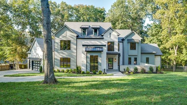6244 Vosswood Dr, Nashville, TN 37205 (MLS #RTC2290785) :: Maples Realty and Auction Co.