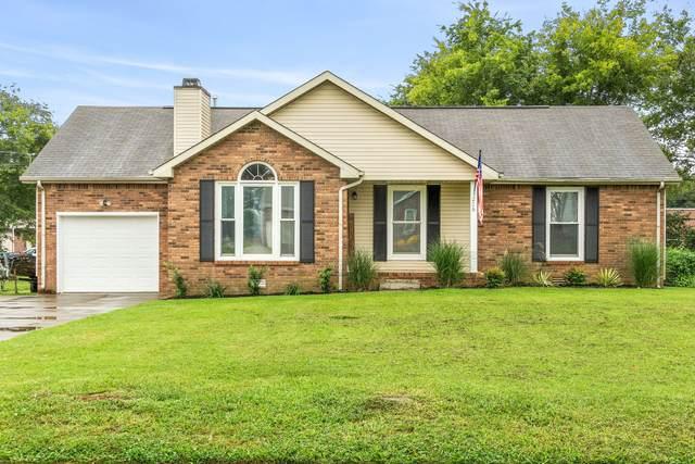 206 Moncrest Dr, Clarksville, TN 37042 (MLS #RTC2291092) :: Cory Real Estate Services