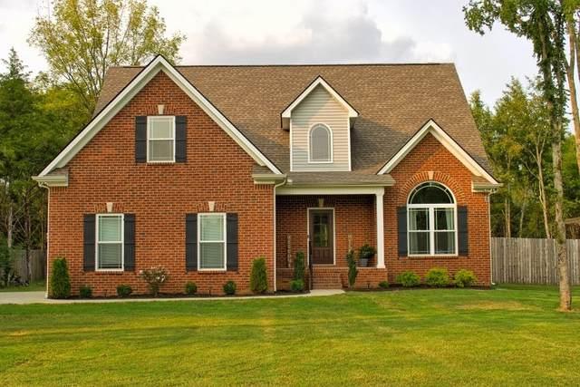 3495 Mount Tabor Rd, Murfreesboro, TN 37127 (MLS #RTC2291219) :: John Jones Real Estate LLC