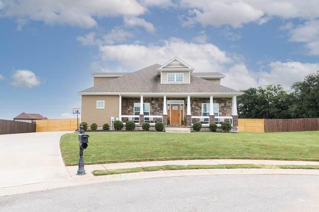 136 Verisa Dr, Clarksville, TN 37043 (MLS #RTC2291620) :: Re/Max Fine Homes