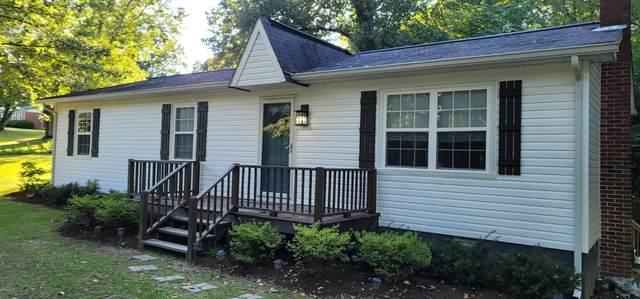 254 Spencer Dr, Spencer, TN 38585 (MLS #RTC2291845) :: John Jones Real Estate LLC