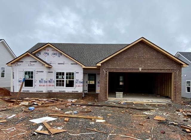 129 Irish Hills, Clarksville, TN 37042 (MLS #RTC2292086) :: Cory Real Estate Services
