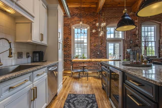 1350 Rosa L Parks Blvd #419, Nashville, TN 37208 (MLS #RTC2292130) :: Armstrong Real Estate