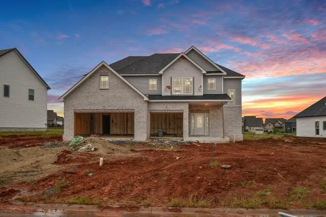 276 Wellington Fields, Clarksville, TN 37043 (MLS #RTC2292325) :: RE/MAX Homes and Estates, Lipman Group