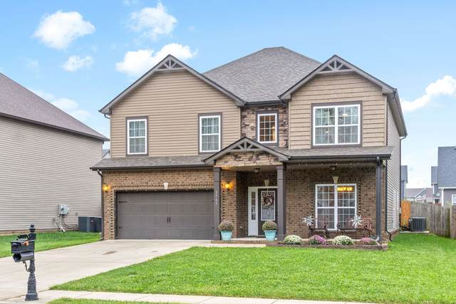 3763 Windmill Dr, Clarksville, TN 37040 (MLS #RTC2292417) :: Michelle Strong