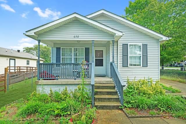 658 W Eastland St, Gallatin, TN 37066 (MLS #RTC2292672) :: John Jones Real Estate LLC