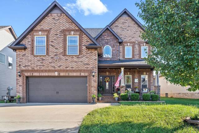 1817 Apache Way, Clarksville, TN 37042 (MLS #RTC2292773) :: RE/MAX Homes and Estates, Lipman Group