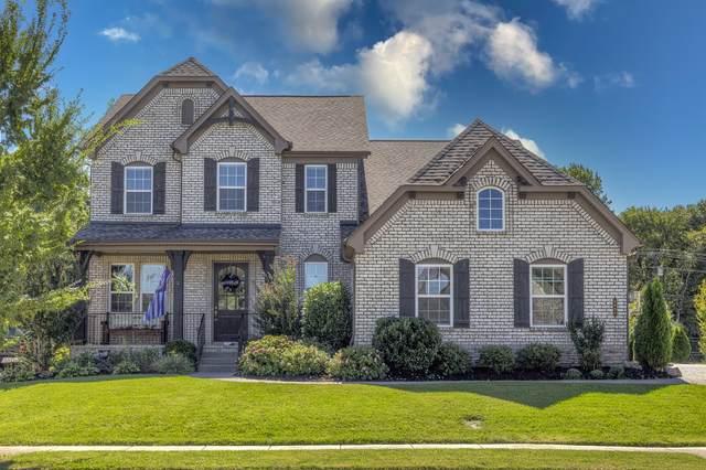 2081 Belsford Dr, Nolensville, TN 37135 (MLS #RTC2292978) :: RE/MAX Homes and Estates, Lipman Group