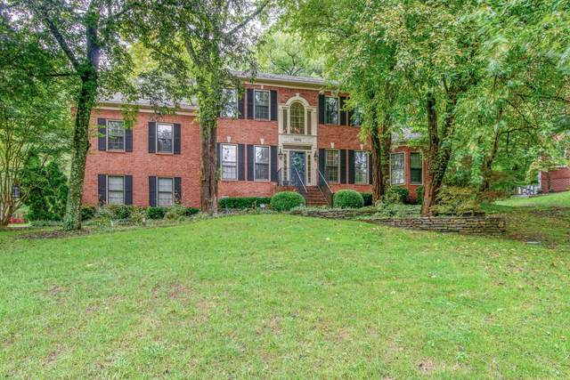 1572 Woodberry Ct, Brentwood, TN 37027 (MLS #RTC2293102) :: Michelle Strong
