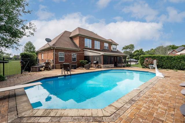 836 Furman Drive, Murfreesboro, TN 37129 (MLS #RTC2293151) :: Ashley Claire Real Estate - Benchmark Realty