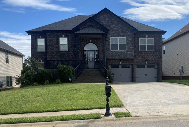1132 Henry Place Blvd, Clarksville, TN 37042 (MLS #RTC2293335) :: Berkshire Hathaway HomeServices Woodmont Realty