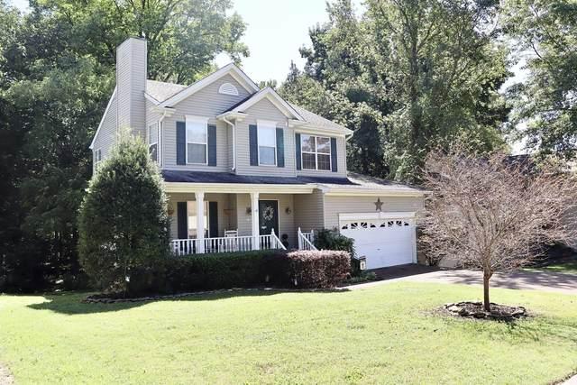 2160 Strombury Dr, Hermitage, TN 37076 (MLS #RTC2293342) :: John Jones Real Estate LLC
