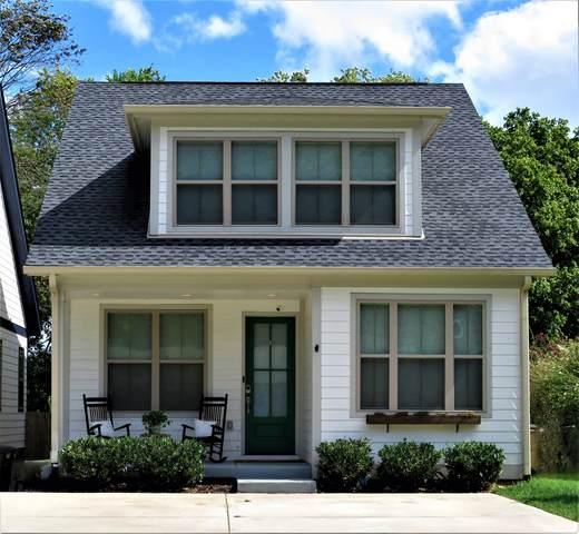 1009 Shadow Ln, Nashville, TN 37206 (MLS #RTC2293430) :: Village Real Estate