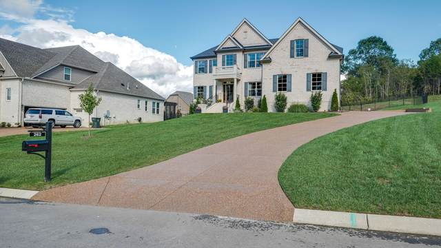 262 Rock Cress Rd, Nolensville, TN 37135 (MLS #RTC2293563) :: EXIT Realty Lake Country