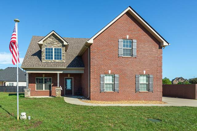 1006 Sycamore Leaf Way, Murfreesboro, TN 37129 (MLS #RTC2293709) :: EXIT Realty Lake Country