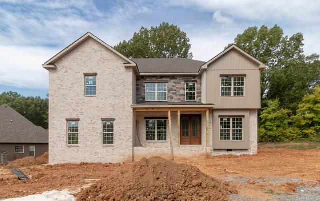 1501 Amblewood Way, Clarksville, TN 37043 (MLS #RTC2293966) :: RE/MAX Homes and Estates, Lipman Group