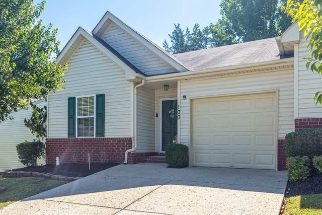 3401 Anderson Rd #100, Antioch, TN 37013 (MLS #RTC2294346) :: Village Real Estate