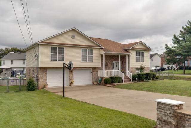 1600 Jennifer Dr, Columbia, TN 38401 (MLS #RTC2294440) :: John Jones Real Estate LLC