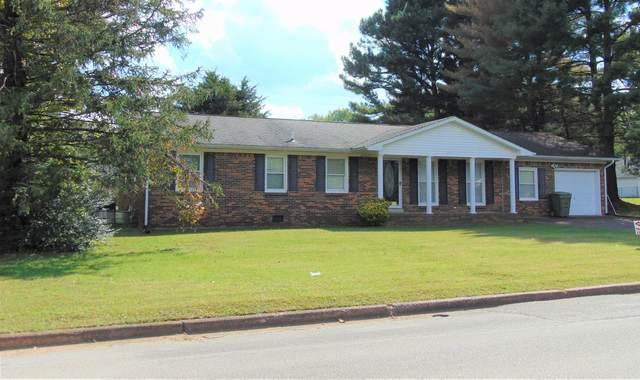 1704 Ann Rd, Lawrenceburg, TN 38464 (MLS #RTC2295425) :: The Home Network by Ashley Griffith
