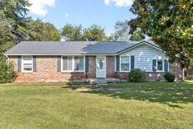 219 Jackson Rd, Clarksville, TN 37042 (MLS #RTC2295469) :: John Jones Real Estate LLC