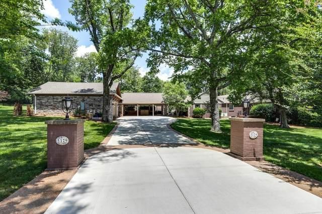 5129 Franklin Pike, Nashville, TN 37220 (MLS #RTC2295689) :: Movement Property Group