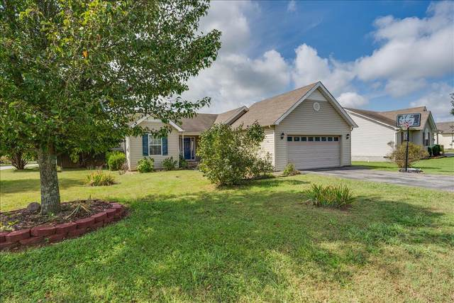 1605 Robert Road, Columbia, TN 38401 (MLS #RTC2295940) :: John Jones Real Estate LLC