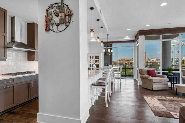 20 Rutledge St #309, Nashville, TN 37210 (MLS #RTC2296244) :: Your Perfect Property Team powered by Clarksville.com Realty