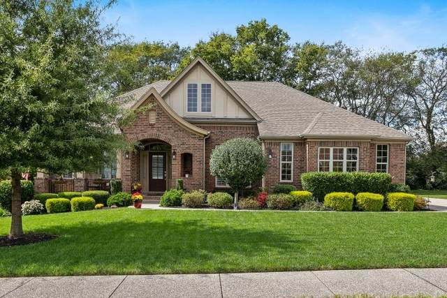 3031 Everleigh Pl N/A, Spring Hill, TN 37174 (MLS #RTC2296307) :: Nashville Home Guru
