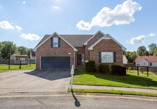 424 Chestnut Grove Way, Clarksville, TN 37042 (MLS #RTC2296499) :: John Jones Real Estate LLC