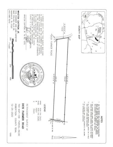 0 Dick Farmer Rd, Cedar Hill, TN 37032 (MLS #RTC2296514) :: Village Real Estate