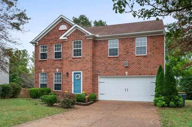 2936 Burtonwood Dr, Spring Hill, TN 37174 (MLS #RTC2296763) :: John Jones Real Estate LLC