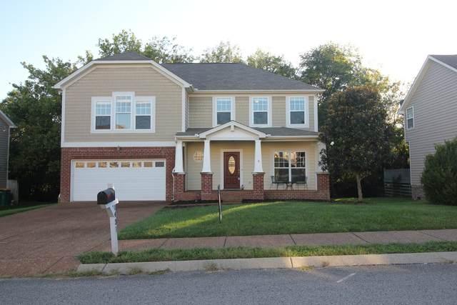 1431 Bern Dr, Spring Hill, TN 37174 (MLS #RTC2297016) :: John Jones Real Estate LLC