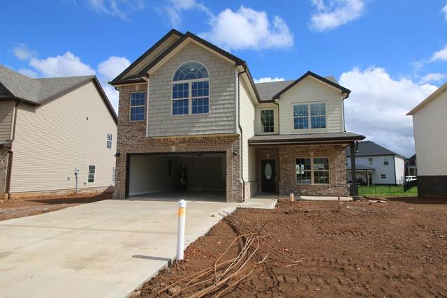152 Charleston Oaks Reserves, Clarksville, TN 37042 (MLS #RTC2297294) :: The Milam Group at Fridrich & Clark Realty