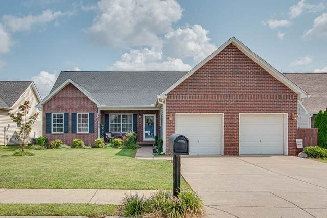 1506 Chapman Ln, Spring Hill, TN 37174 (MLS #RTC2297972) :: John Jones Real Estate LLC