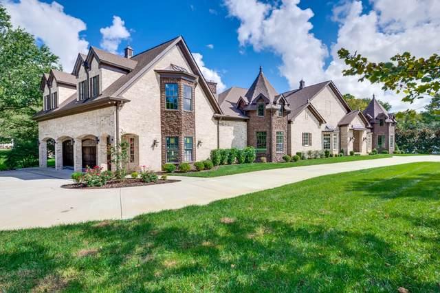300 Seward Road, Brentwood, TN 37027 (MLS #RTC2298057) :: Village Real Estate
