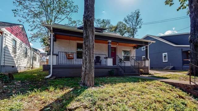 2105 Osage St, Nashville, TN 37208 (MLS #RTC2298297) :: John Jones Real Estate LLC