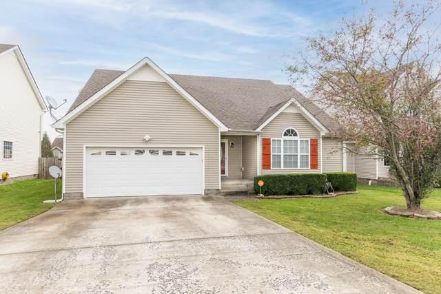3689 Nadia Dr, Clarksville, TN 37040 (MLS #RTC2298576) :: Re/Max Fine Homes