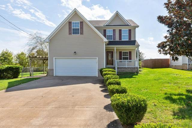 104 Fallow Ln, Oak Grove, KY 42262 (MLS #RTC2298852) :: Village Real Estate