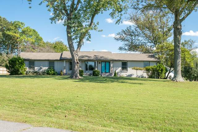 121 Lake Vista Dr, Hendersonville, TN 37075 (MLS #RTC2298931) :: Team Wilson Real Estate Partners